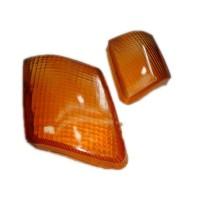 Стекло поворотов заднихна скутер Ямаха Джог/Априо ARTICTIC 50 кубов [3kj]