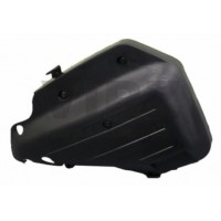 Корпус фильтра пластмассовый на скутер Хонда Такт 50 кубов [Af-16]