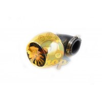 Фильтр нулевого сопротивления  турбина  35 мм золото