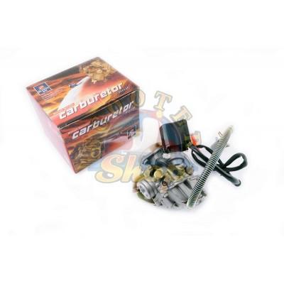 Карбюратор на китайский скутер 125/150 кубов [152QMI/157QMJ]