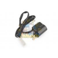 Электроклапан карбюратора на скутер Хонда Дио/Такт/139QMB 50 кубов [Af-18/27/31/51]