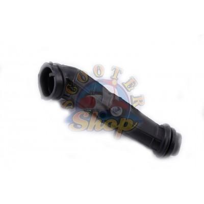 Патрубок корпуса фильтра на китайский скутер 125/150 кубов [152QMI/157QMJ]