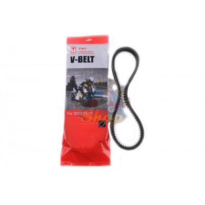 Ремень вариатора 743 x20 на китайский скутер 125 кубов [152QMI] PREMIUM TNT