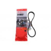 Ремень вариатора 835 x20,0 на китайский скутер 125/150 кубов [152QMI/157QMJ] PREMIUM TNT
