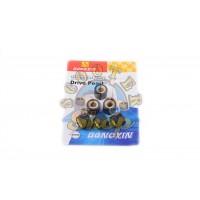 Ролики вариатора 16x13 на скутер Хонда Дио/Лид [Af-16/18/27/34/48] и китайский скутер [139QMB] 8,5г