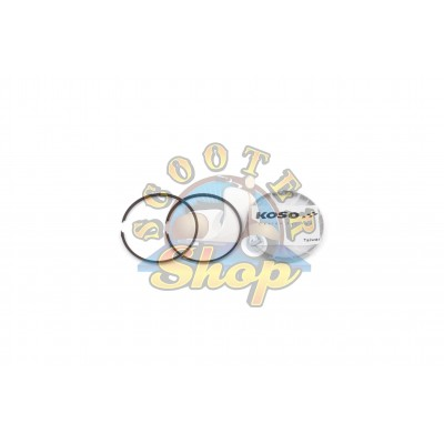 Кольца поршневые  KOSO HONDA DIO Af-34/35 50cc STD [Хонда Дио][Аф-34/35]