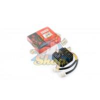 Реле зарядки на китайский скутер 150 кубов [157QMJ] [5 проводов 3+2]
