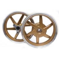 Диск колесный HONDA дисковый тормоз (Литье)