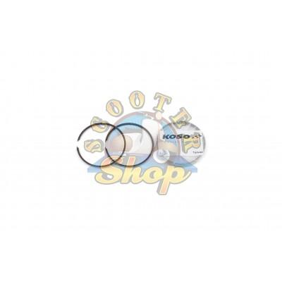 Кольца поршневые KOSO на скутер Хонда Дио/Такт/Лид 50 кубов STD [Af-18/27/31/34/51]