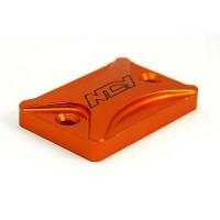 Крышка тормозной машинки Honda (оранжевая) NCY