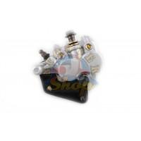 Суппорт тормозной на китайский скутер 50-150 кубов [139QMB/152QMI/157QMJ] [Задний/Двухпоршневой]