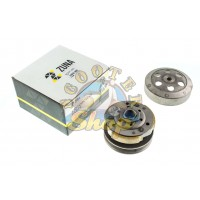 Вариатор задний (сцепление) HONDA DIO AF-1827Tact Lead 50/139QMB (с барабаном)