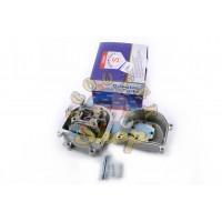 Головка цилиндра 139QMB 80cc + клапана,р-вал,коромысло