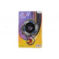 Колодки заднего вариатора (сцепления) HONDA DIO/139QMB 50cc DLH тюнинг