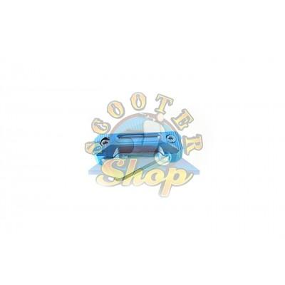 Крышка тормозной машинки стайлинг на скутер Ямаха Джог/Априо/Аерокс/Бвс 50 кубов [Синяя] Ride IT