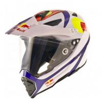 Шлем  WLT-128 Кроссовый (мотард)  Red Bull