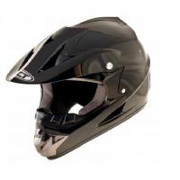 Шлем WLT-125 Кроссовый черный