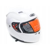 Шлем WLT-118 (модуляр) белый