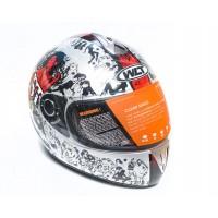 Шлем WLT-105 (Интеграл) белый