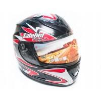 Шлем SAFEBET Интеграл (Красно-черн.)