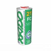 Масло моторное XADO 2T [100 % синтетика]