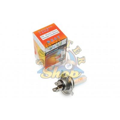 Лампа фары 12v 35W/35W H4 [Авто-цоколь]