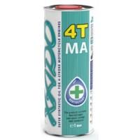 Масло моторное XADO 4T (синтетика)