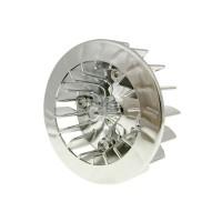 Крыльчатка генератора 152QMI,157QMJ 125-150cc (хром)