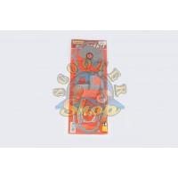 Набор прокладок на скутер Ямаха Бвс/Бустер 50 кубов [Вертикальный][3aa]