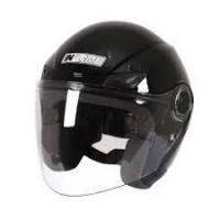 Шлем INFLAME PATRIOT Открытый черный