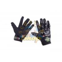 Перчатки Monster Energy (черные)