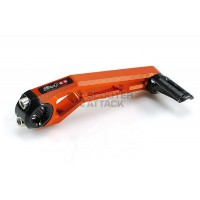 Ножка кикстартера Stage6 Evo MKII orange Piaggio NRG