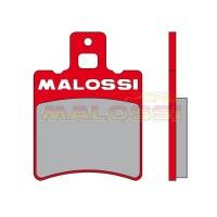 Колодки переднего тормоза MALOSSI MHR Yamaha Aerox - Neo`s, 54.0x39.7x6.3мм