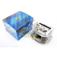 Головка цилиндра 158QMJ STELS 150 кубов [Китайский скутер/Стелс][+Клапана]
