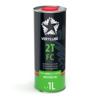 Масло моторное VERYLUBE 2T (синтетика)