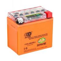 Аккумулятор 12V 5А   гелевый  (119x60x128) 152QMI 157QMJ (с индикатором)
