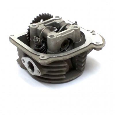 Головка цилиндра на китайский скутер 50 кубов [139QMB] 80cc SEE [В сборе]