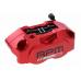 Суппорт тормозной RPM Racing [Двухпоршневой/Универсальный][Красный]